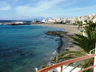 Apartment in Los Cristianos directly on the sea II