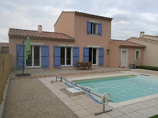 3 Bedroom holiday home with pool amd garden