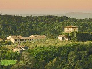 La Capanna di Castell'in Villa, villa indipendente con piscina 4 posti letto
