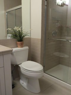 Main 3 Piece Bath with Walk-In Shower