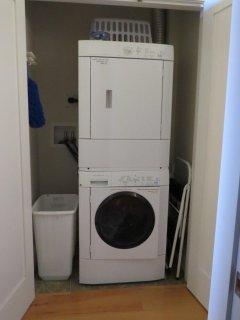 In-Suite Washer & Dryer