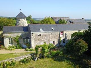 Gîte du Moulin de Bessé