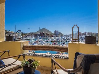 Luxury Condo on Marina in Cabo San Lucas 5 Star 2 Bedroom Offering Unsurpassed Q