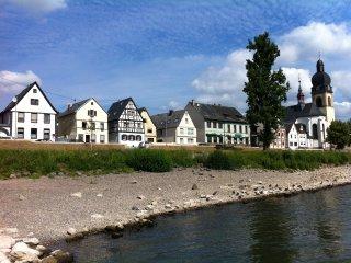 Ferienwohnung Nr. 4 'Burg Lahneck' im Ferienhaus-Rheinblick-Koblenz