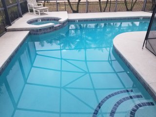 DISNEY'S DELUXE VACATION 5 BED 5 BATH SOUTH FACING POOL NEAR GOLF PARKS & MORE