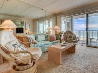 Oceanfront getaway with sweeping views and plenty of room for everyone