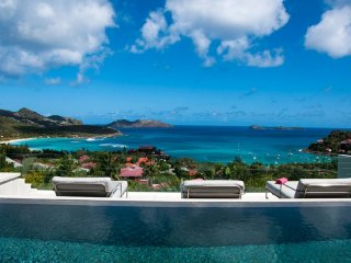 Villa Vida ^ Ocean View * Located in  Beautiful Saint Jean with Private Pool