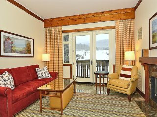 Studio 215 at Stowe Mountain Lodge