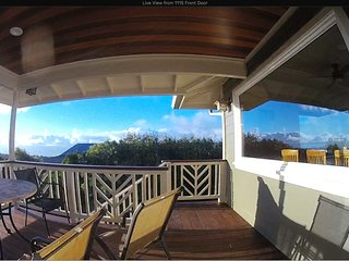 Pookela Paradise 2- Walking Distance to Makawao Town, Panoramic Ocean/Mtn Views!