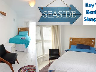 Bay View Holiday Home Near Beautiful Benllech Beach - A Cosy Home from Home!