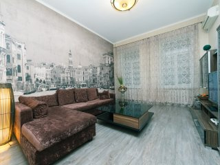 Two bedrooms. 32b. V.Vasylkivska. Centre of Kiev