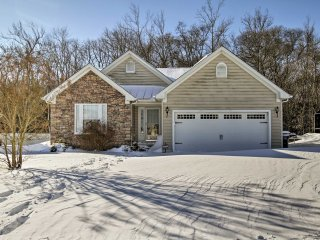 NEW! Selbyville 3BR Home near Fenwick Island Park!