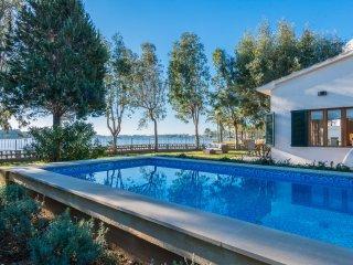 FICUS :) Apacible casa para 6 en Puerto de Alcudia