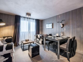 Apartment Aubrac Les 3 Vaches Chalet