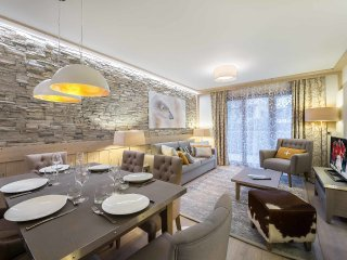 Apartment Carré Blanc 246 - 20m from the Slopes, and Ski School & Lifts