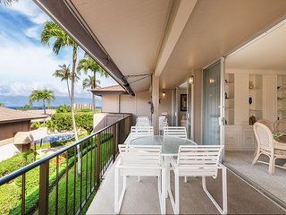 MAUI ELDORADO D200 - LIGHT & BRIGHT CORNER 2 BEDROOM!!