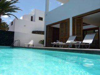 Villa Blanca in Costa Teguise