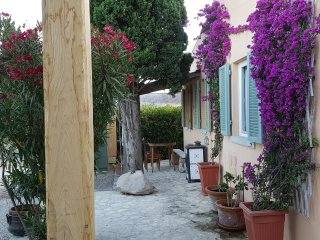 Il Lentisco cozy villa  with garden few minutes from the sandy beach