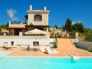 2 bedroom Villa in Spanochori, Ionian Islands, Greece : ref 5059304