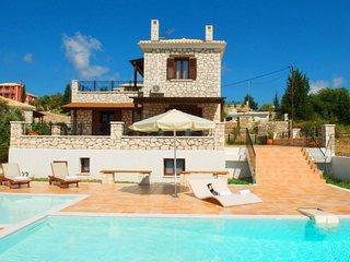 2 bedroom Villa in Spanochori, Ionian Islands, Greece : ref 5059304