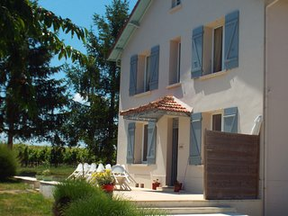 5 bedroom Villa in Bergerac, Nouvelle-Aquitaine, France : ref 5238638