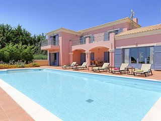 4 bedroom Villa in Kaligata, Ionian Islands, Greece : ref 5334450