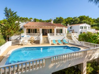 3 bedroom Villa in Santo Tomas, Balearic Islands, Spain : ref 5570401