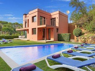 4 bedroom Villa in Tamariu, Catalonia, Spain : ref 5425083