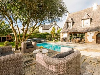 4 bedroom Villa in Saint-Pierre-Quiberon, Brittany, France : ref 5570226