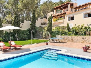 4 bedroom Villa in Ibiza Town, Balearic Islands, Spain : ref 5313251
