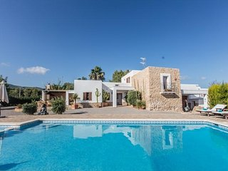 5 bedroom Villa in Es Canar, Balearic Islands, Spain : ref 5570533