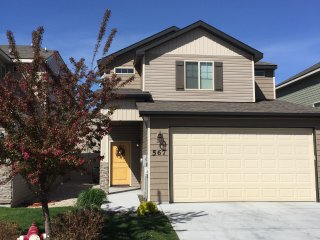 The Perfect Boise Location!!! Modern Home In The Heart Of It All!