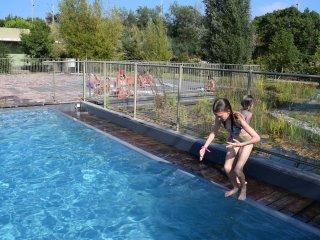 Luxueux T3 a 200 m plage, piscine et clim