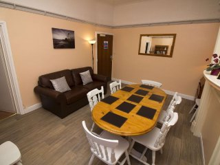 Affordable family accommodation in great location in Scarborough