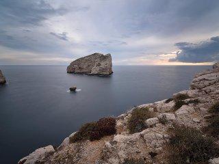 Capo Caccia,Sardegna in exclusive natural seaside area - Pischina Salida Village