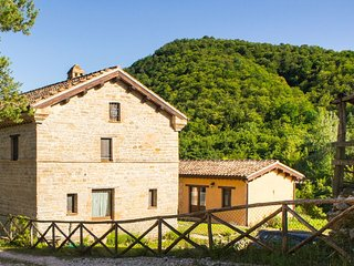 Property is close to historic Amandola, and easy driving to sights and hiking trails of Le Marche