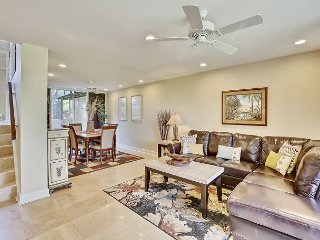 Living Room to Dining Area
