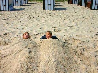 Ferienwohnung 3  40 qm im Sonnenhaus 5 für 2-3 Personen , 500m zum Ostseestrand