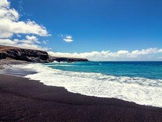 Luxury Villa! Playa La Arena! Black Sand Beach!