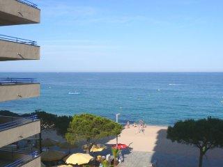 Apartamento 3 habitaciones primera linea de playa