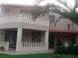 villa fanouris chania