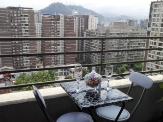 Beautiful Apartment in Downtown Santiago