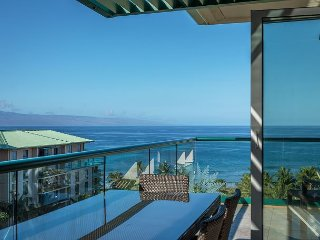 Great Ocean Views/Wrap Around Lanai/Top of the Stack- Honua kai Hokulani 841