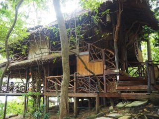 3 bedrooms Treehouse Overlook Andaman Sea on Phi Phi islands