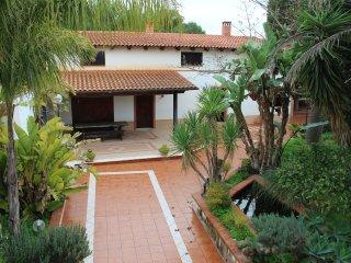 Villa Gaudio 3 camere da letto e ampio giardino