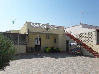 Casa con ampio giardino per 6/7 persone