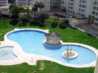 Apartamento frente al mar con vistas 4-5 pax El Campello, Alicante