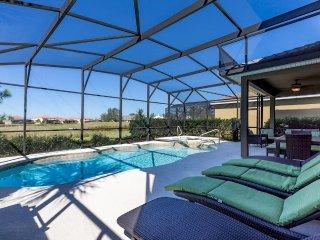 Solterra Resort - Villa Peacock - Fabulous 5Bed 4.5Bath, Spa & Games Room