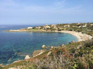 Grande villa contemporaine neuve 16 pers, Marine de Davia, vue spectaculaire mer