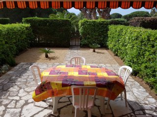 Beautiful Flat+Garden - 100m from the beach - French Riviera